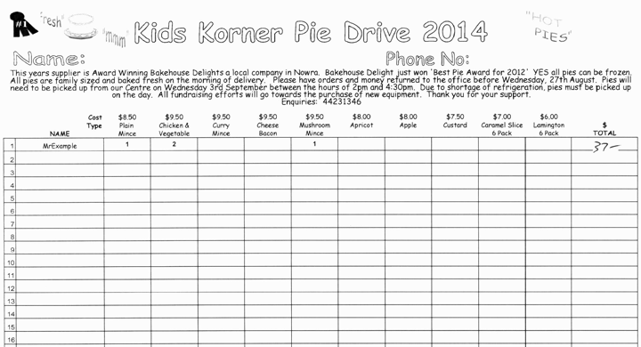 Kids_Korner_pie_drive_2014B