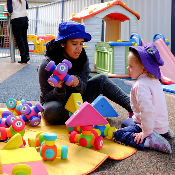 occasional care for 0 to 5 year olds in nowra